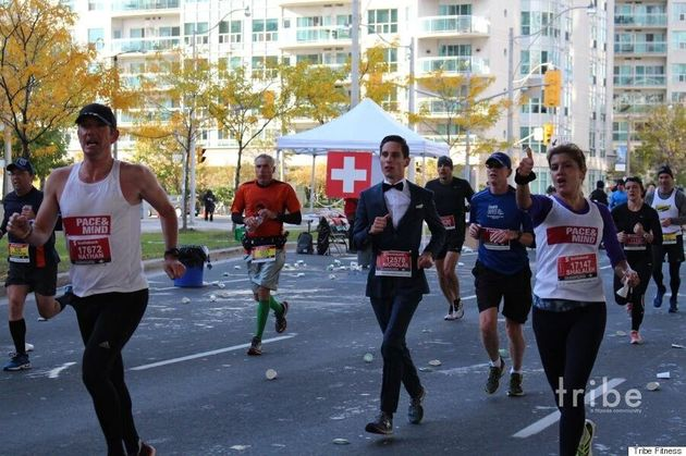 Nicholas Mizera Now Holds The Guinness World Record For Fastest Half-Marathon In A
