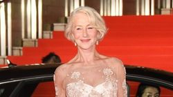 Helen Mirren's Dreamy Gown Tops Our Best Dressed List This