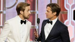 Magic Happens When Pitt And Gosling Present