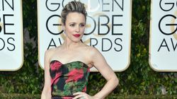 Rachel McAdams Proves Florals Are