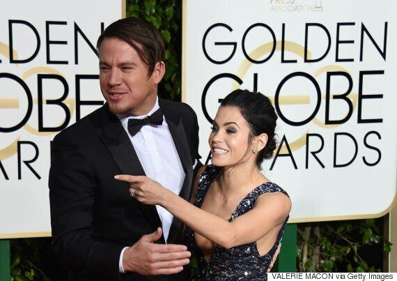Channing Tatum's Golden Globes 2016 Hair Is Different, Gets Its Own Twitter