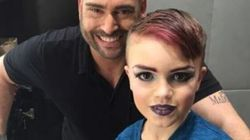 Boy's Inspiring Dream Of Learning To Do Makeup Comes