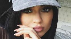 Kylie Jenner Teases New Lip Kit