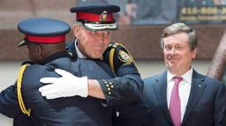 Blair 'Ideal' To Work On Pot Plan: Toronto