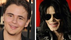 Prince Jackson Hints That Michael Might Not Be His
