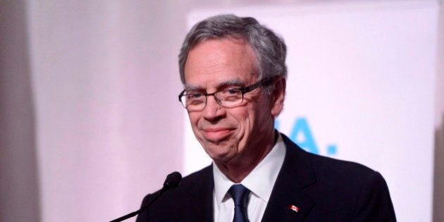Joe Oliver Says Conservative Defeat 'Significant' But 'Not