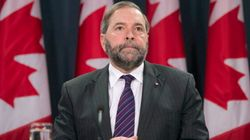 Mulcair: Paris Shooting Is Terrorism, But Same Can't Be Said Yet Of