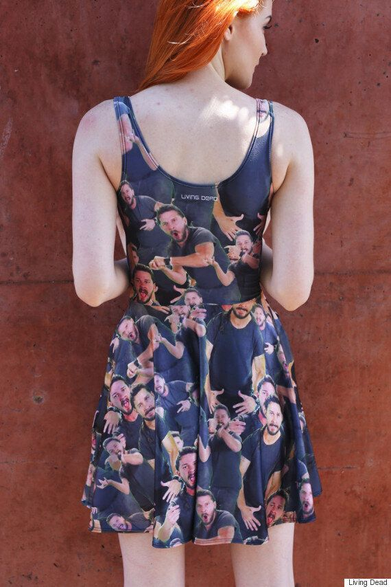 A Shia LaBeouf Dress. Just DON'T Do