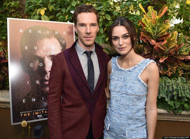 Benedict Cumberbatch Wore Two Dashing Suits This