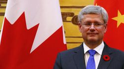 Harper Signs Deal To Build Nuclear Reactors With