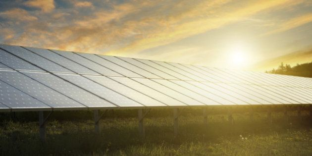 The Future Looks Bright for the Solar