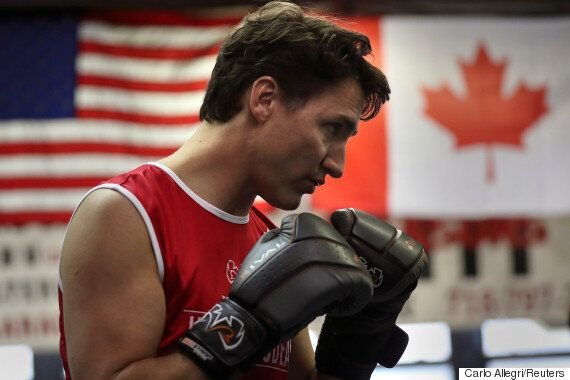 Justin Trudeau Ushers In New Political Masculinity: