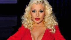 LOOK: Christina Aguilera's First Red Carpet