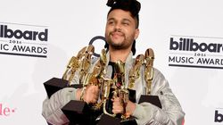 The Weeknd Thanks Prince, Canada Dominates The Billboard