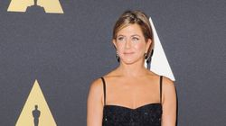 Jennifer Aniston Leaves Little To The