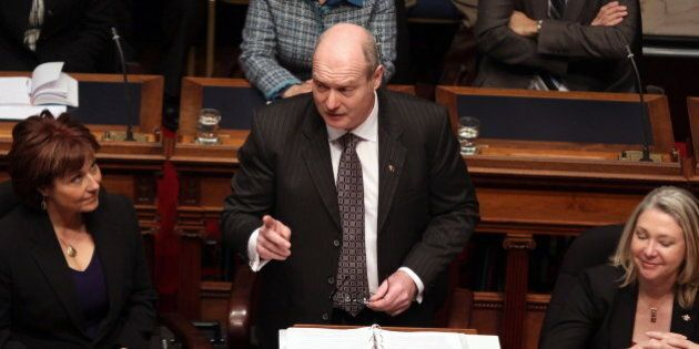 B.C. Budget Balanced, But LNG Boom Nowhere To Be