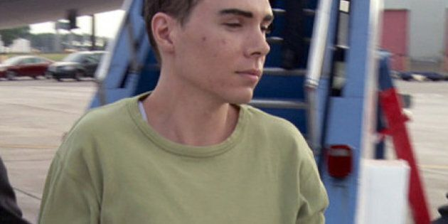 Luka Rocco Magnotta Withdraws Appeal On Murder