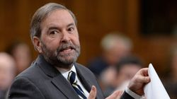 Mulcair: Anti-Terror Bill's Broad Wording Allows For Political