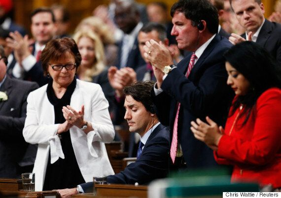 Canadian Politics: What Got Elbowed Out Of The News This