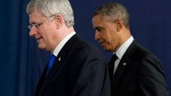 Harper: U.S. Asked Canada For Help In Iraq, Not Other Way