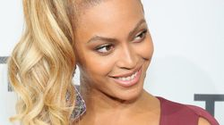 Beyonce Tells Assistant To 'Stop It' On The Red Carpet Like The Boss She
