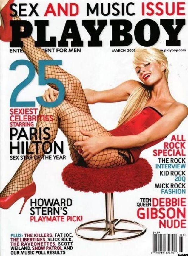 Paris Hilton Dressed As A 'Playboy Bunny' As A Kid, Internet Is