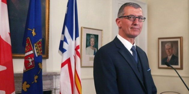 Paul Davis Sworn In As 12th Premier Of Newfoundland And