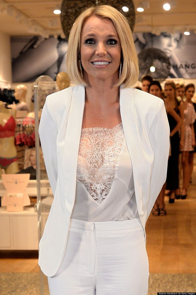 Britney Spears Debuts New Bob, Wants Kate Middleton To Wear Her