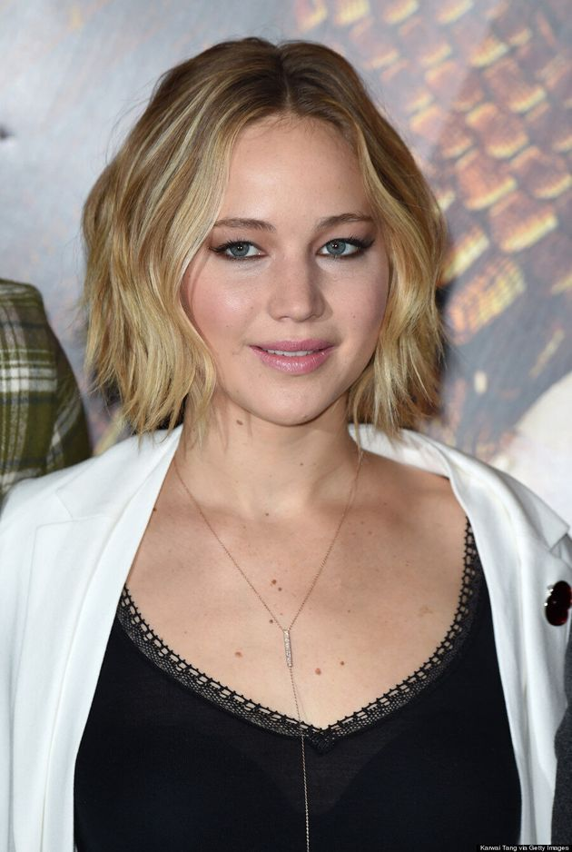 Jennifer Lawrence Doesn't Wear Dior, Which Is A Big