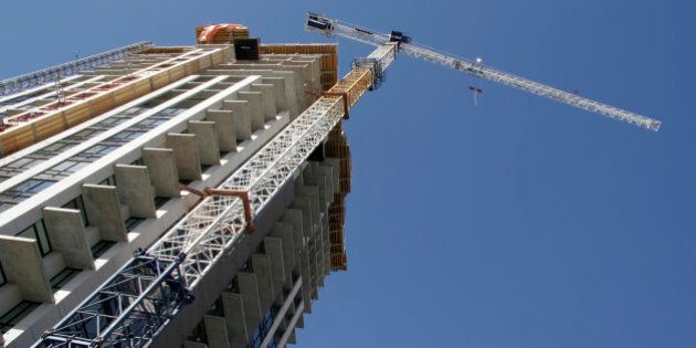 Canada's Pace Of Housing Starts Slows In October: Canada Mortgage And Housing