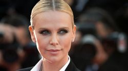 Only Charlize Theron Could Wear This To Cannes And Still Look