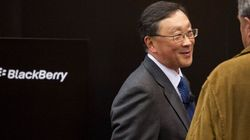 As Handset Business Dies, BlackBerry Moves Into Shipping