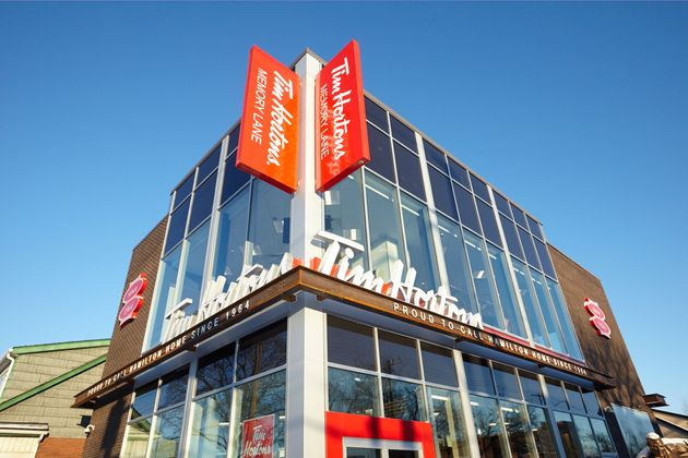 Tim Hortons Totally Tricks Out Its Oldest Location