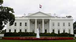 White House On Security Alert After Nearby