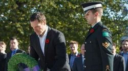 Senators, Leafs Pay Tribute To Slain