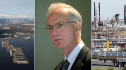 David Black, Press Baron Behind B.C. Refinery Pitch, Has A Climate Denier