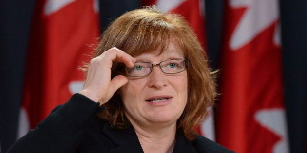 Suzanne Legault, Federal Information Watchdog, Says Office Almost