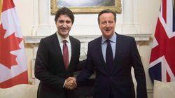 Trudeau Wasn't Meddling In EU Referendum: British