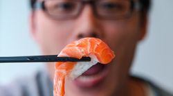 WATCH: This Might Put You Off Sushi For