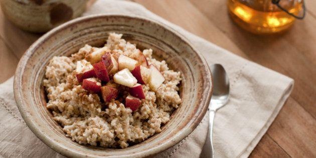 Eating Porridge Can Be Seriously Good For Your