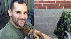 Hamilton Dog Park Named In Honour Of Cpl. Nathan
