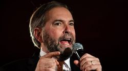 Mulcair Plans To Stick With NDP 'For The Long