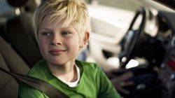 When Can Kids Sit In The Front Seat Of A