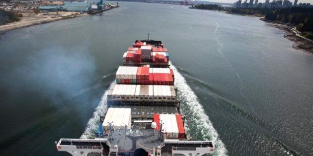 Canada Posts Trade Deficit In November, And It Turns We Had One In October,