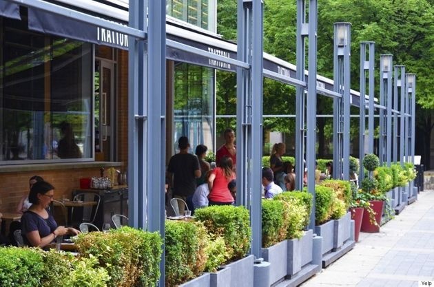 Best Toronto Patios: 10 Perfect Spots For Soaking Up The