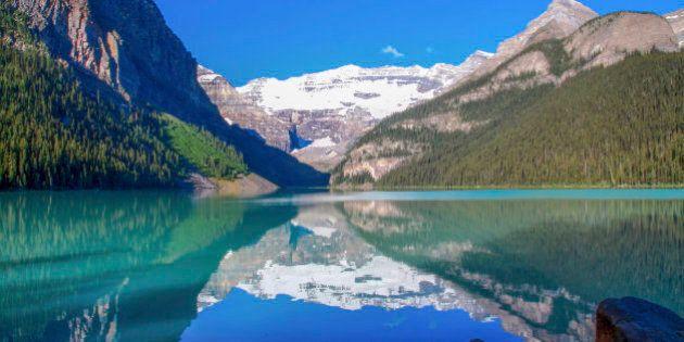 lake louis, Banff,