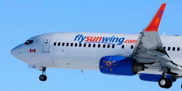 Sunwing Says 'Extreme Cold' To Blame For Baggage