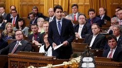 Complaining About Trudeau And 'Elbowgate' Isn't Helping The Real