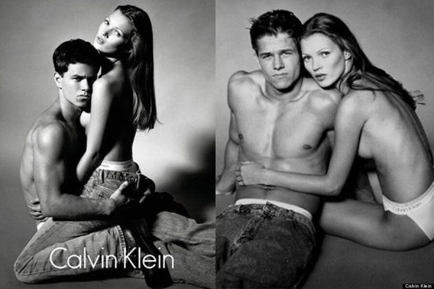 Justin Bieber Poses Shirtless For Calvin Klein