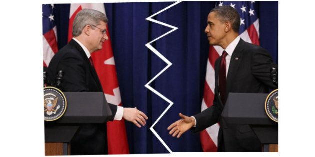 Keystone News Unsurprising After Harper Wrecked Canada's Relationship With The